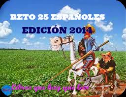 Reto 25 españoles, edición 2014