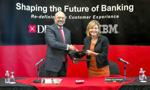 Signature DBS - IBM