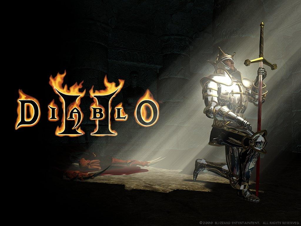 Diablo HD & Widescreen Wallpaper 0.744726762258216