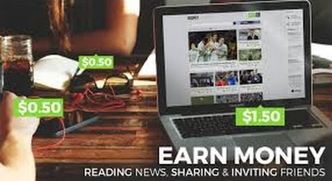 Get Paid to Read and Browse News and Articles