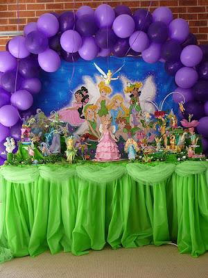 Decoración de fiestas infantiles de Campanita : Bebes y embarazo