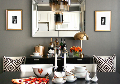 Styling 101 The Dining Room Buffet