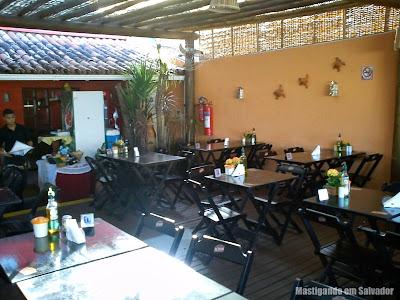 Donana Restaurante: Um dos ambientes da unidade de Villas