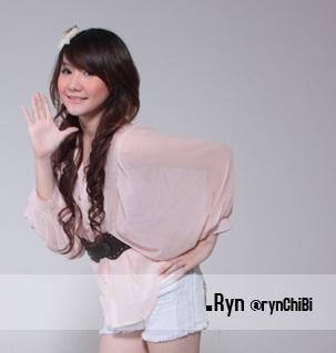 Ryn, Foto dan Biodata lengkap personil Cherry Belle