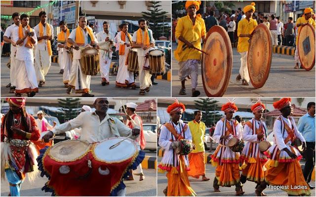 Udupi Paryaya 2016-18 Pura Pravesha Pejawara Swami 9
