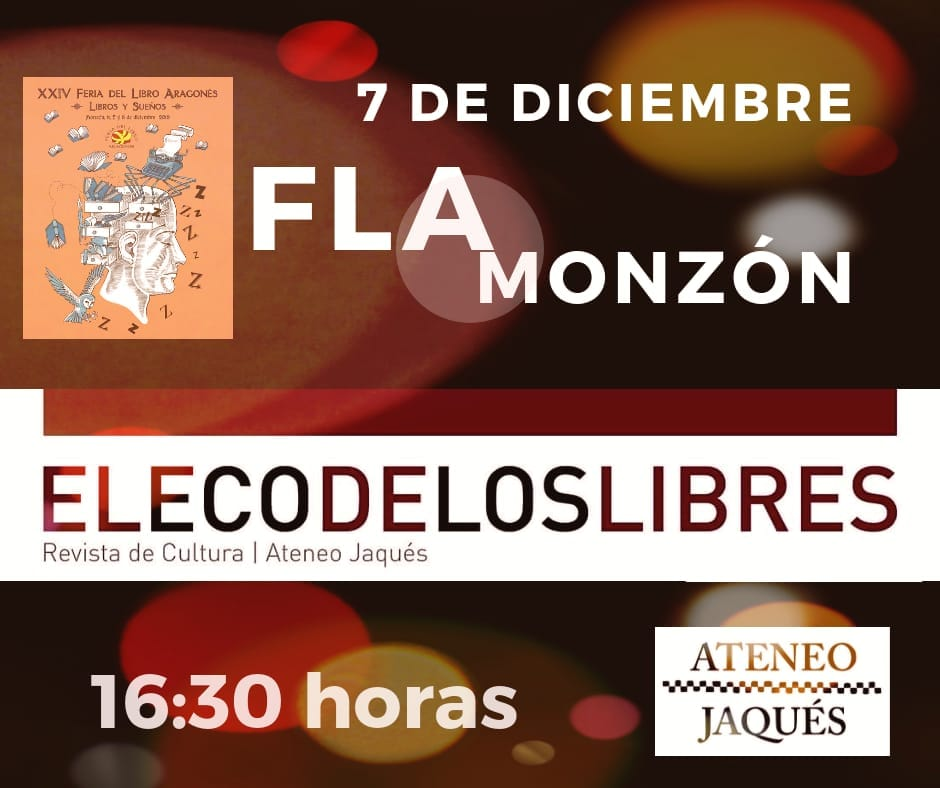 PRESENTACIÓN: El Eco De Los Lubres en Monzón