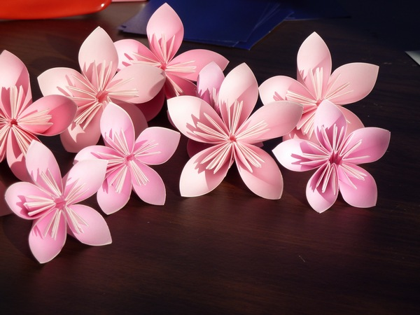Sakacon: DIY Kusudama Flower Bouquet Origami Flower Bouquet Instructions