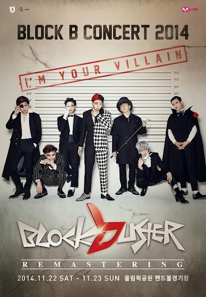 Block B 2014 Concert