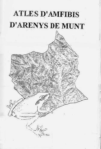 Amfibis d'arenys de Munt