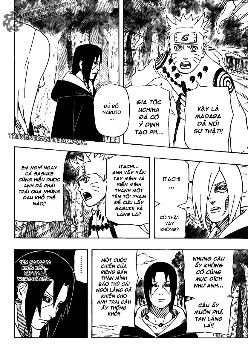 Naruto - Chapter 549 - Pic 8