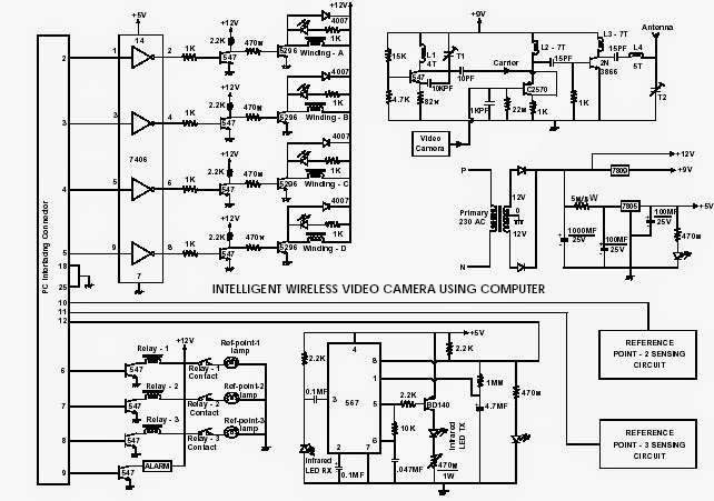 the intelligent wireless video camera a mars rh amarsintelligentsolution blogspot com Schematic Circuit Diagram Digital Camera Diagram