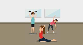 O que é o Pilates Laboral?