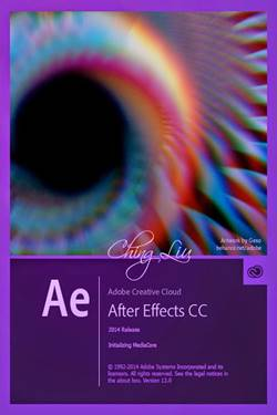 Capa Adobe After Effects CC Torrent