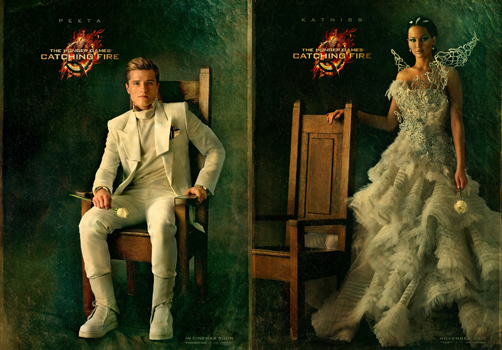 The Hunger Games: Catching Fire - First Look