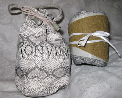 rollable flats, ballerina shoes, Konvine, City Slips, foldable