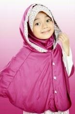Jual Jilbab Anak Elthof Razita Pekanbaru