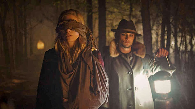 The East: Brit Marling, Shiloh Fernandez | A Constantly Racing Mind