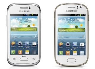 Samsung Update Galaxy Fame