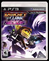ratchet clank into the nexus box art Ratchet & Clank: Into the Nexus (PS3)   Box Art, Screenshot, Concept Art, Video, & Release Date