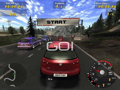 Volkswagen GTI Racing Download For Free