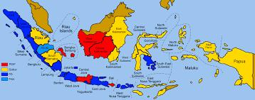 Jumlah Provinsi di Indonesia Pada Awal Kemerdekaan