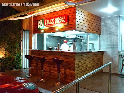 Kalil's Burger: Fachada