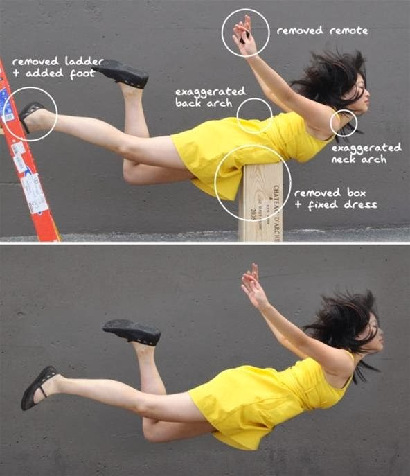 tutorial levitation photography