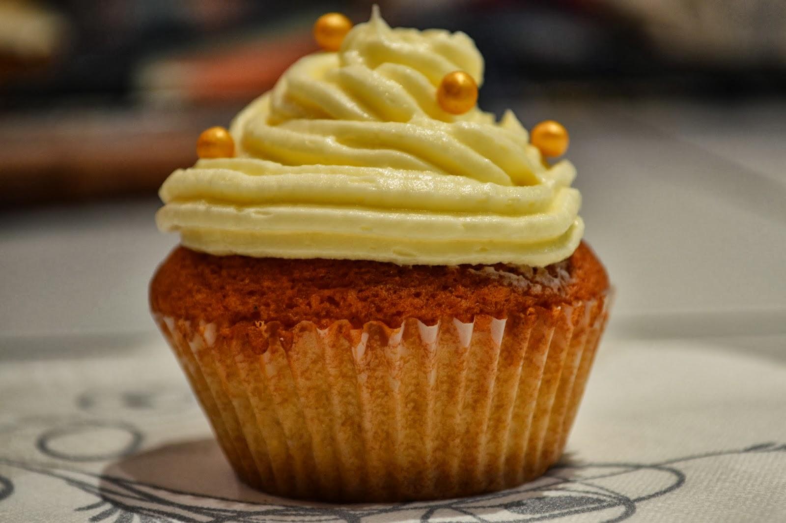 Lemon Cup cake