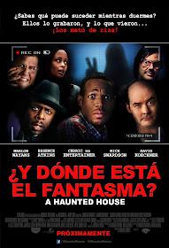 ¿Y Dónde Está el Fantasma? (2013) [Latino]