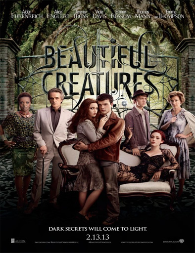 Ver Beautiful Creatures (Hermosas criaturas) (2013) Online