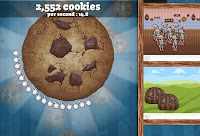Cookie Clicker cheats.