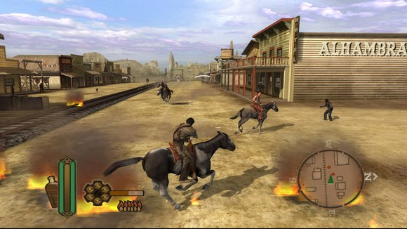 best cowboy pc games