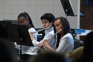 Montgomery Catholic Concert Band Showcases Talent at Spring Concert 1