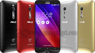 Spesifikasi dan Harga ASUS Zenfone 2