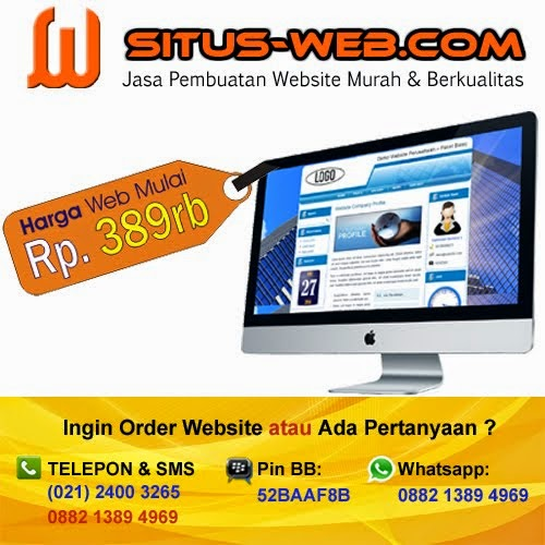 Situs Web Harga Murah