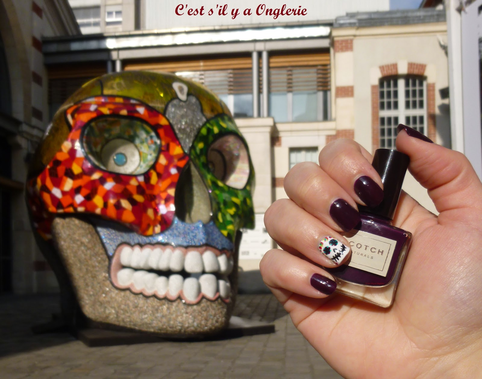 Tatouages Tête De Mort sur Pinterest Tatouages De  - Tatouage Petite Tete De Mort
