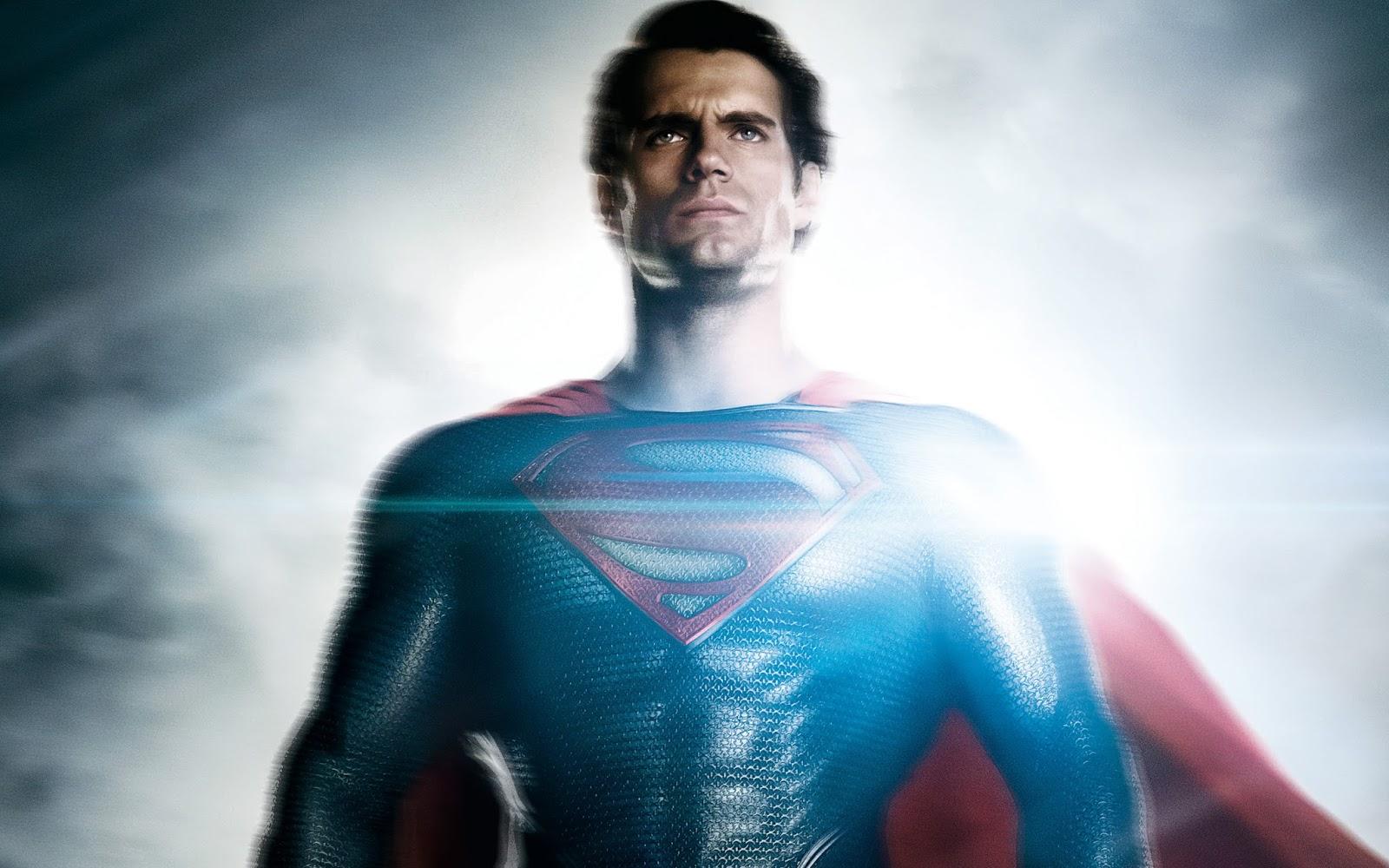 Superman by girl of steel hoy aparecer henry cavill en sesame street - Wallpaper superman man of steel ...