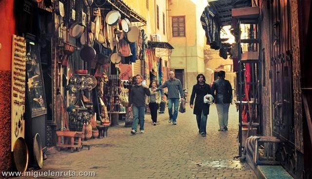 Zocos-Marrakech-artesanía