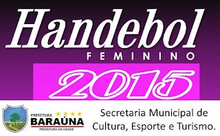 Campeonato Municipal de Handebol já começou em Baraúna; confira os resultados da Estreia