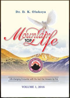 Mountain Top Life Devotional