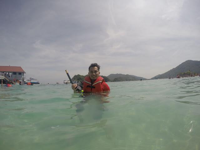 Aktiviti Menyelam di Pulau Redang, Terengganu
