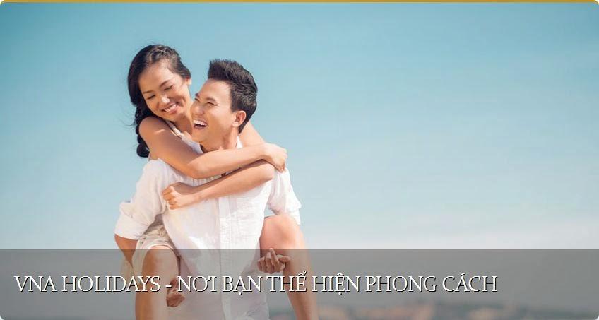 Vietnam Airlines - Tận hưởng kỳ nghỉ của bạn tại Chu Lai, Nha Trang, Quy Nhơn, Đà Lạt, Tuy Hòa, Cần Thơ