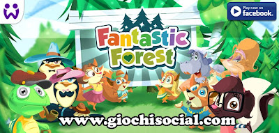 Facebook Fantastic Forest