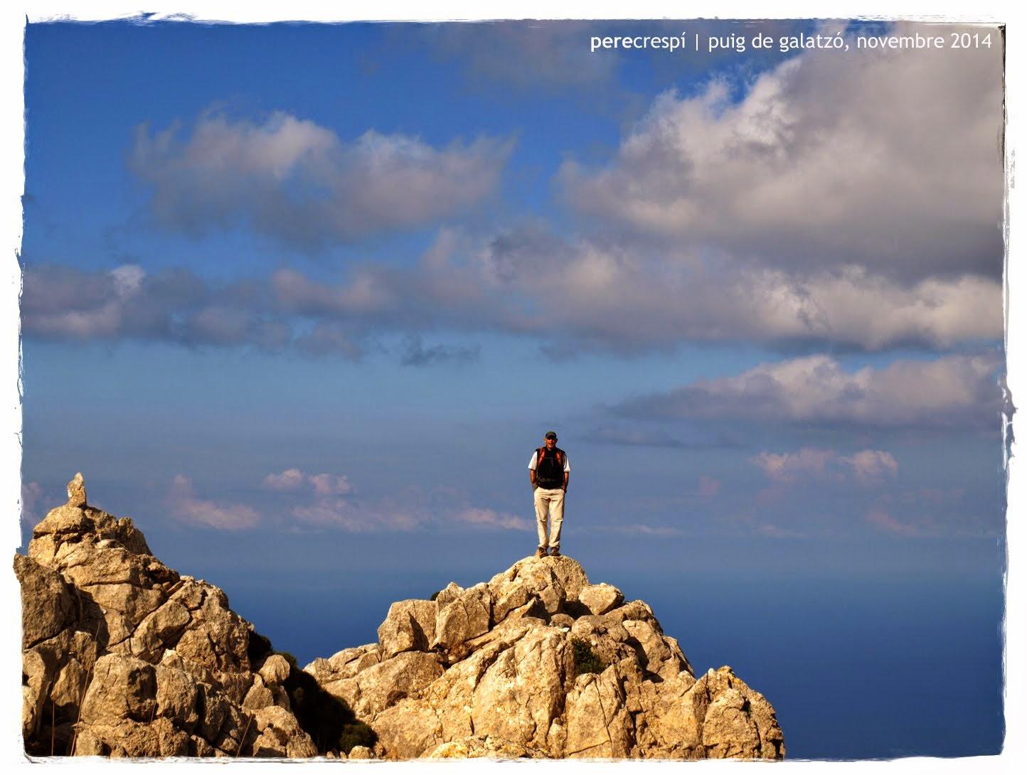 Un dia al Puig de Galatzó