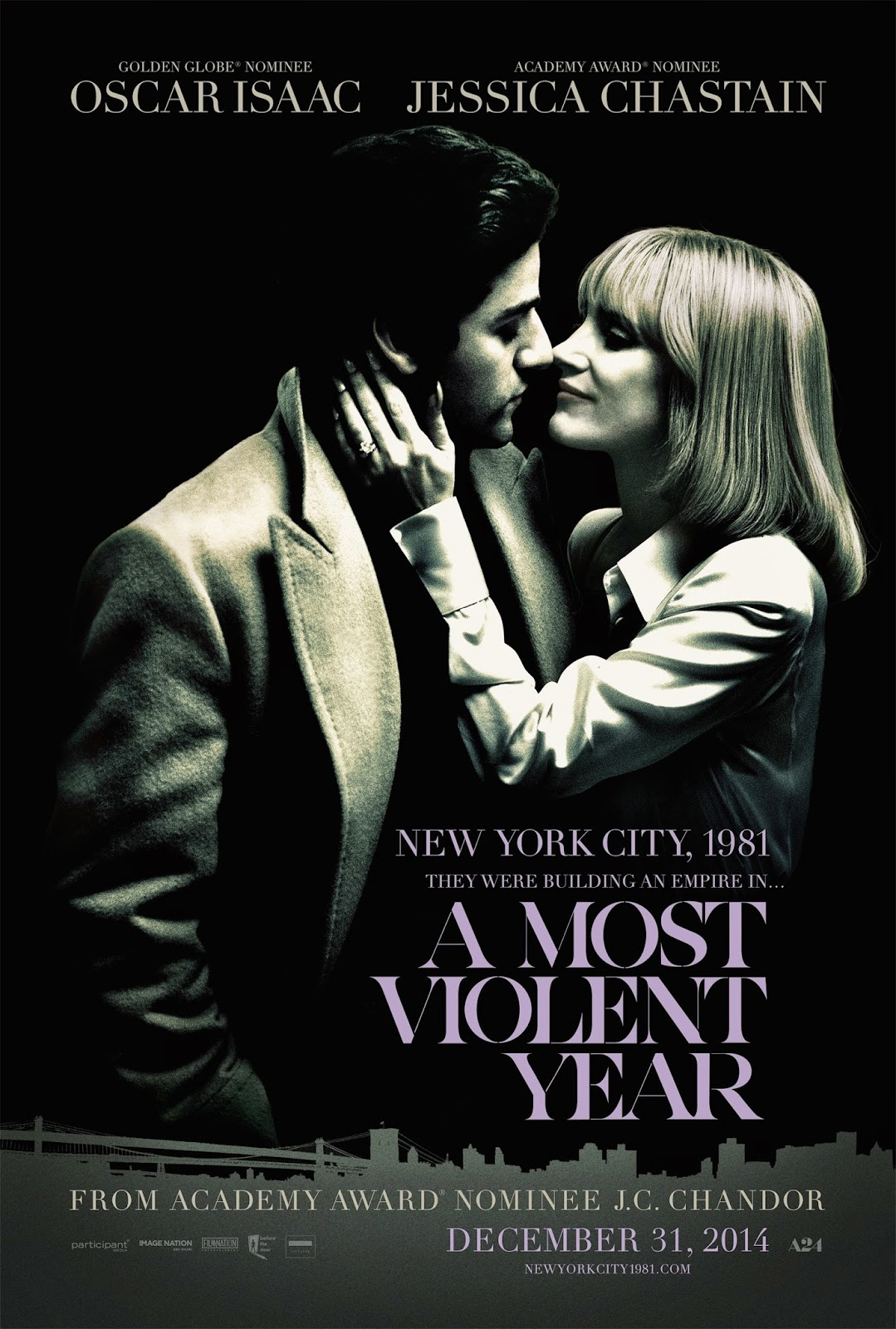 A Most Violent Year (2014) DVDScr tainies online oipeirates