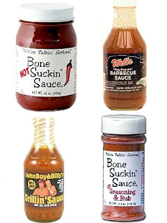 North Carolina barbecue sauce hot gift