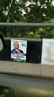 Kalu denies presidential posters, asks public to disregard it