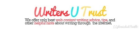 Writers U Trust