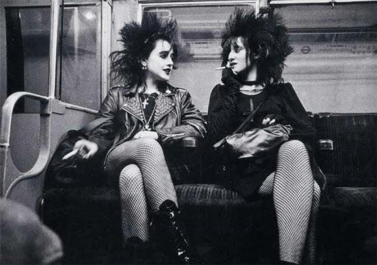 garotas punks