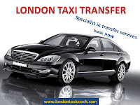 Airport transfers in London